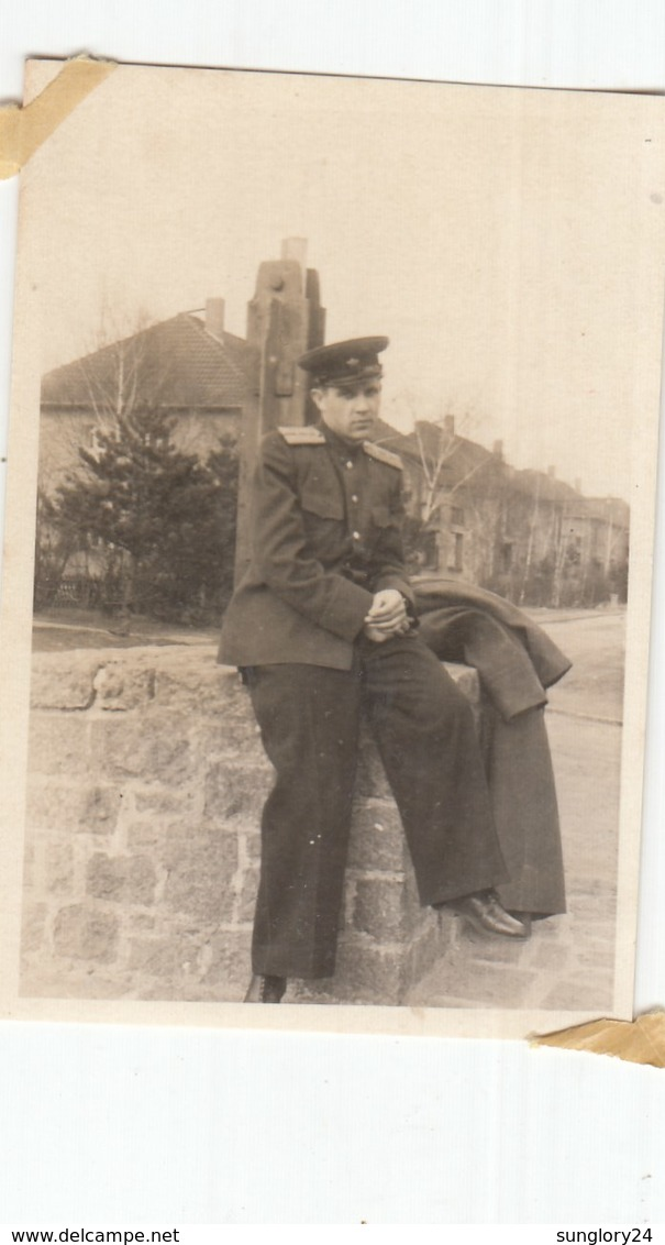 UKRAINE. #1524 A PHOTO. MILITARY. GERMANY. RELAXATION. *** - Proyectores De Cine