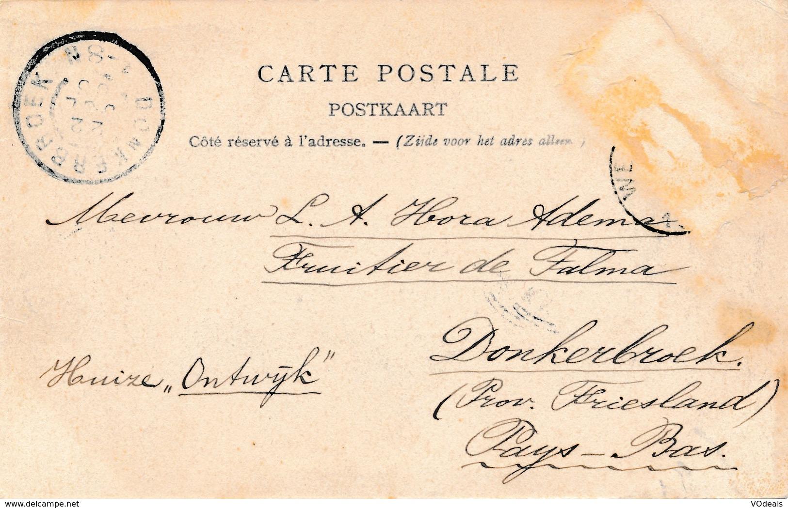 CPA - Belgique - Westerloo - Château - Westerlo