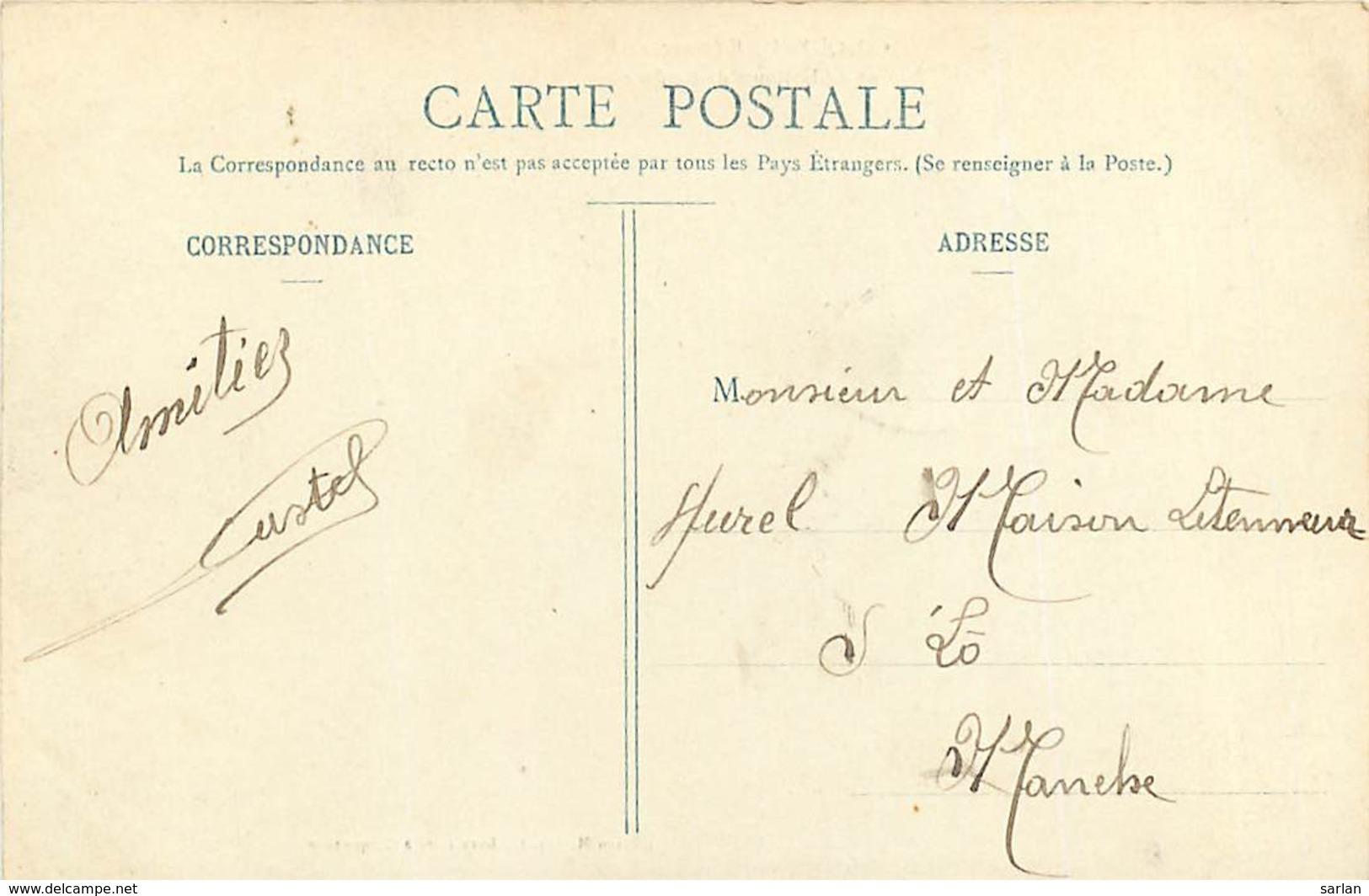 50 , COSQUEVILLE , Route De Barfleur , * 410 11 - Francia