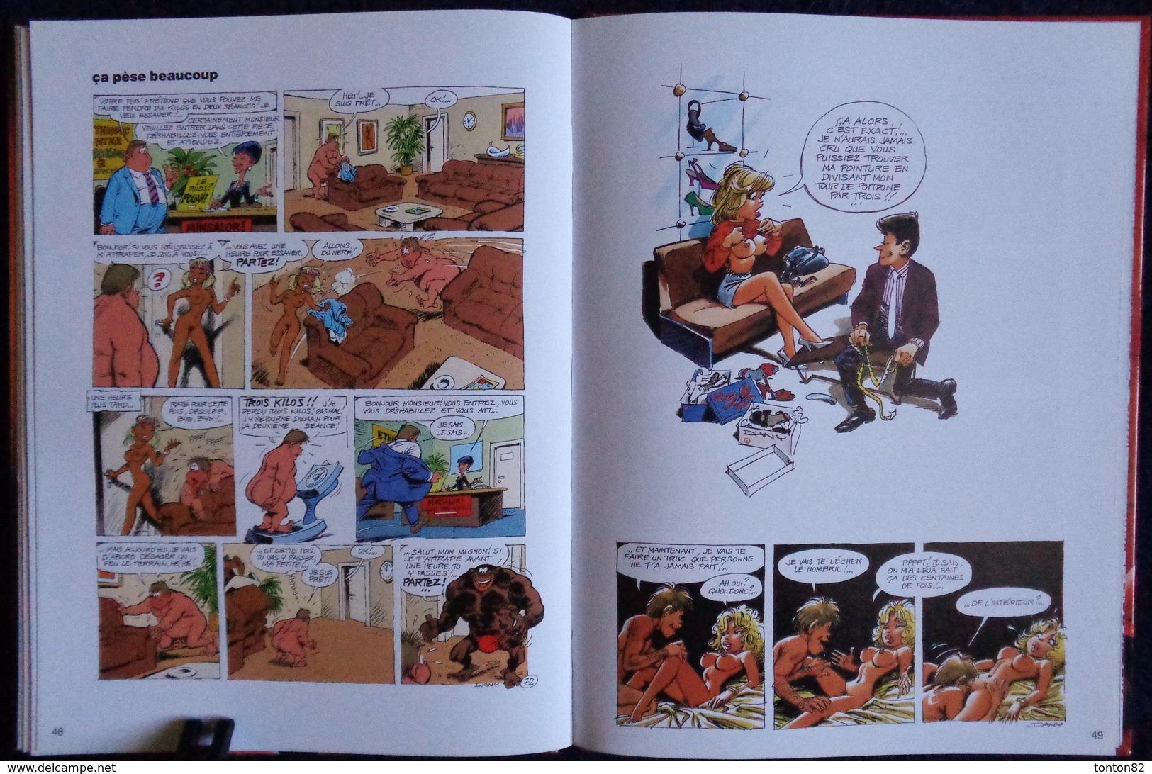 DANY - On Va Plus Loin ? - JOKER Éditions - ( 1998 ) . - Bücher, Zeitschriften, Comics