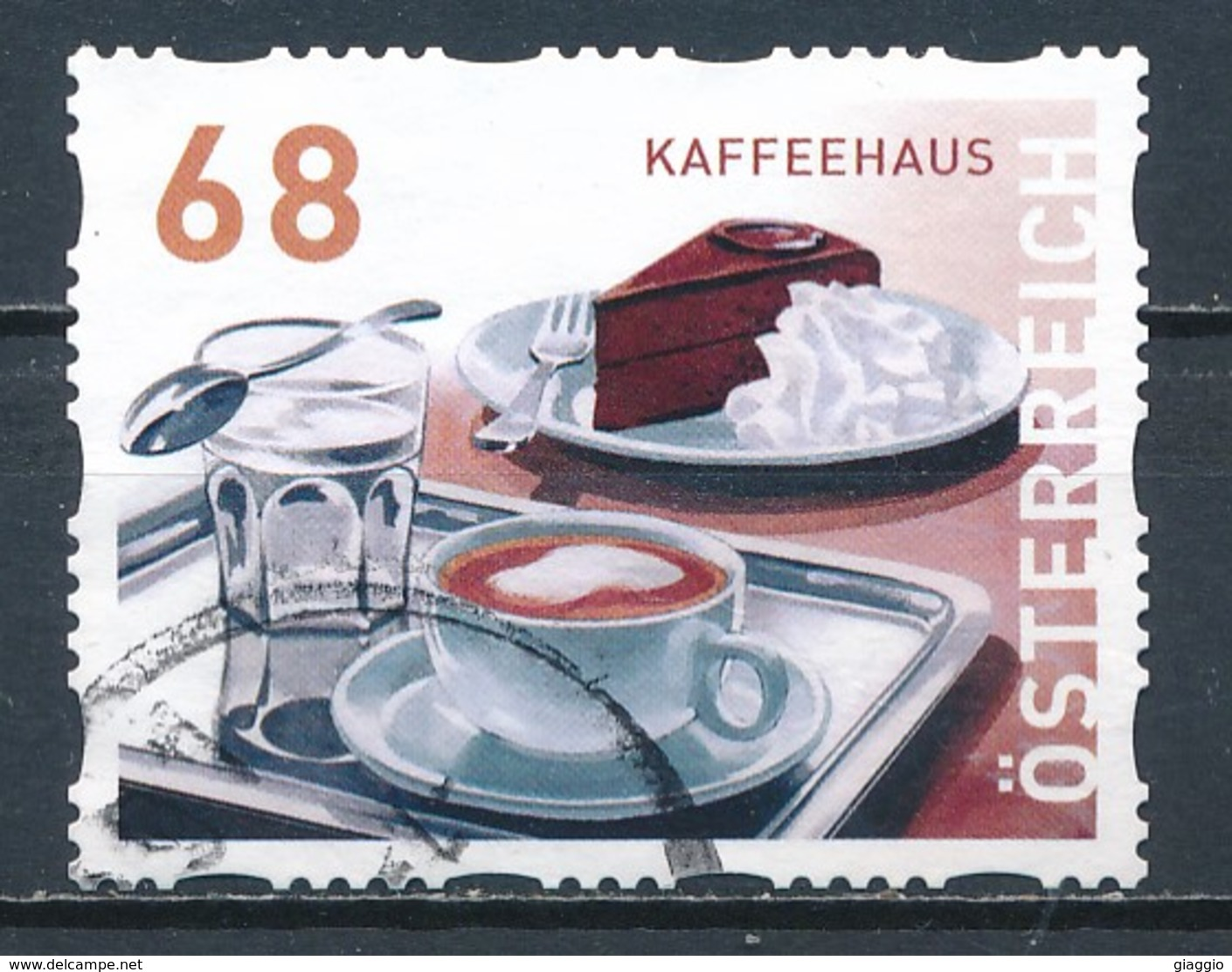 °°° AUSTRIA 2017 - KAFFEEHAUS °°° - 2011-... Used