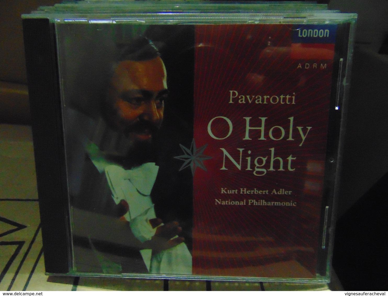 Luciano Pavarotti- O Holy Night - Weihnachtslieder