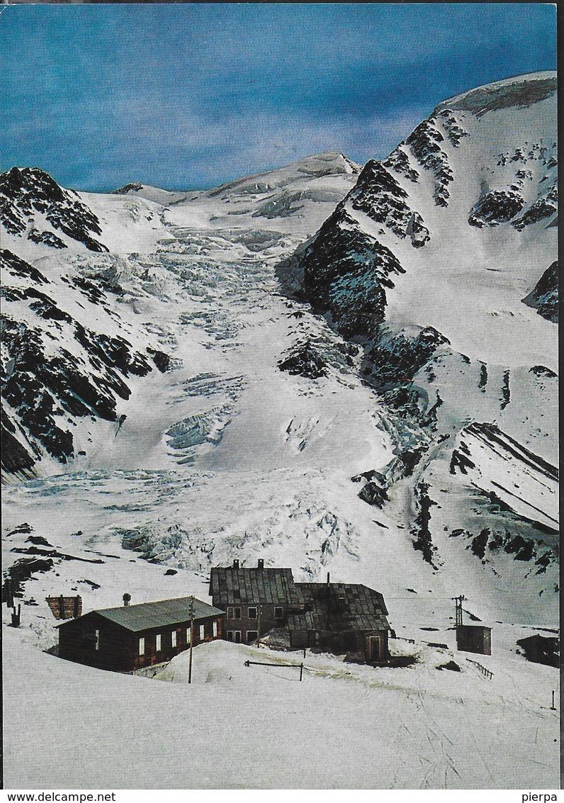RIFUGIO PIZZINI - MONTE CEVEDALE - TIMBRO DEL RIFUGIO - EDIZ. BRUNNER COMO - NUOVA - Alpinisme