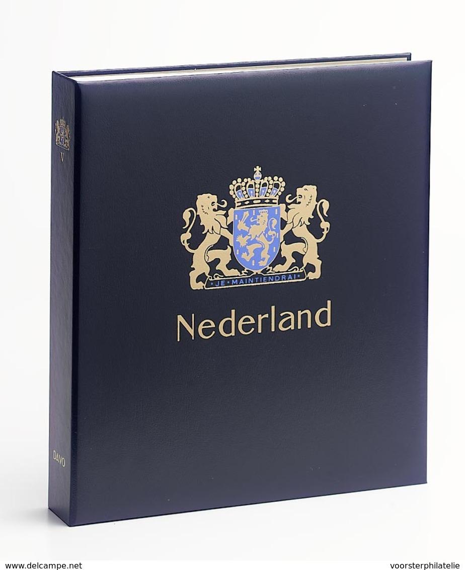 DAVO LUXE ALBUM ++ NETHERLANDS I 1852-1944 ++ 10% DISCOUNT LIST PRICE!!! - Zonder Classificatie
