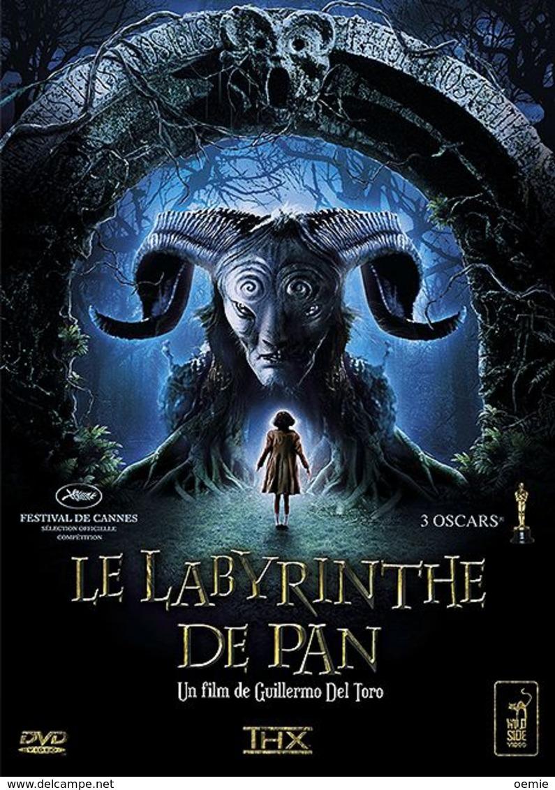 LE LABYRINTHE DE PAN   °°°°°° - Sciencefiction En Fantasy