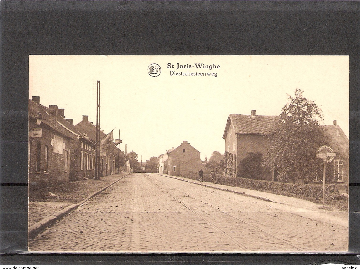 St.Joris-Winghe  / Diestschesteenweg - Tielt-Winge