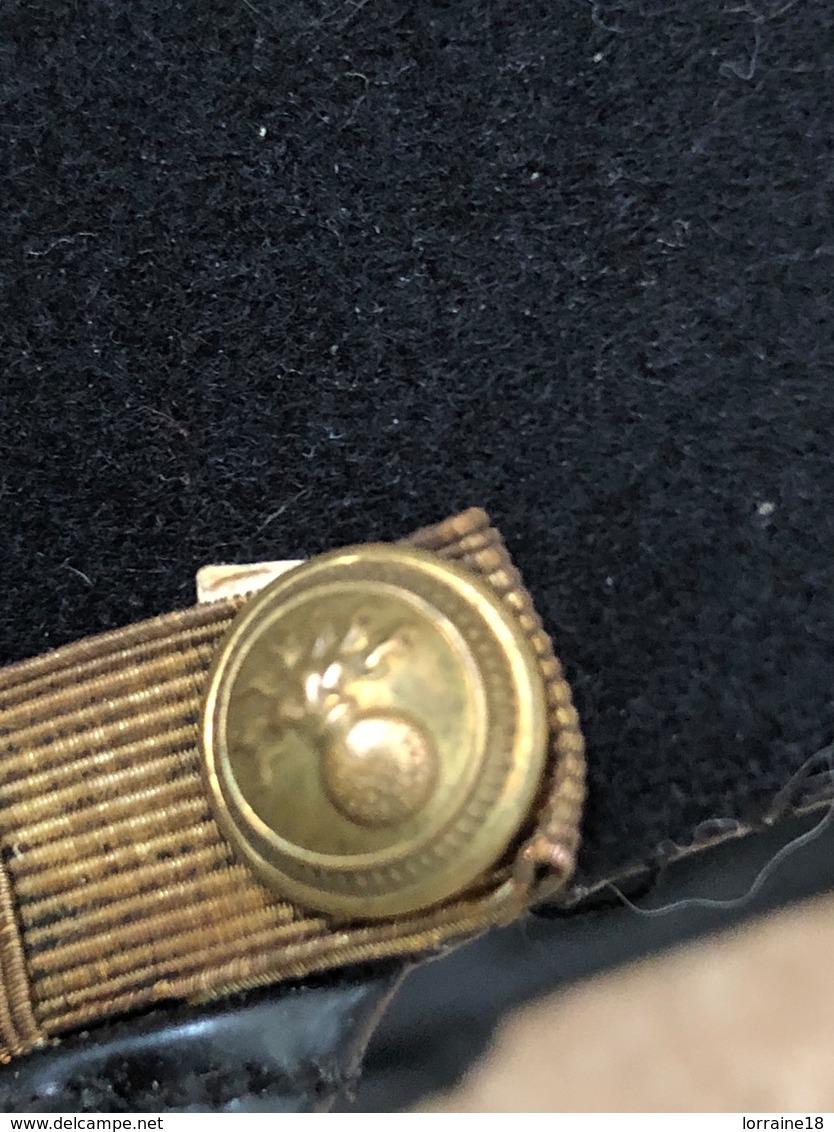 Képi Lieutenant-colonel , Années 50/60 - Casques & Coiffures