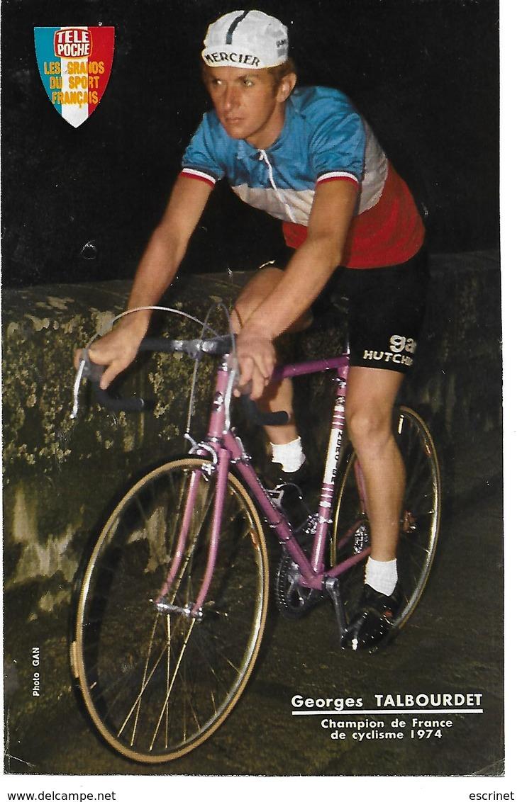 TALBOURDET Georges - Cyclisme