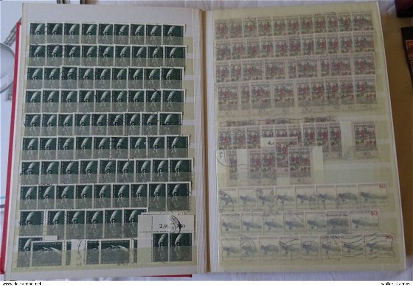Lot With World Stamps - Lots & Kiloware (min. 1000 Stück)