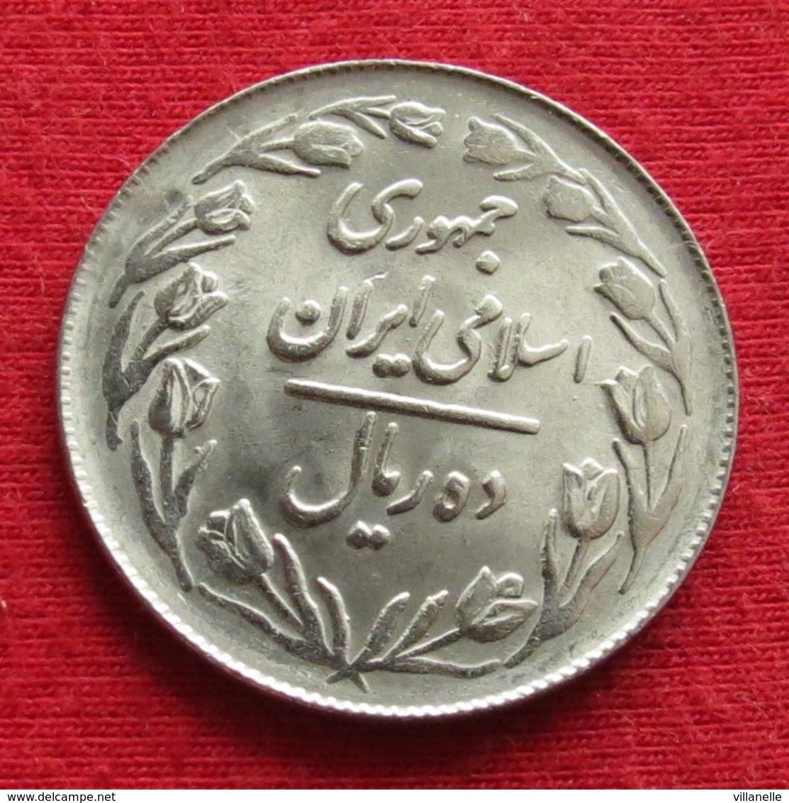 Iran 10 Rials 1983 / SH 1362 KM# 1235.2  Lt 756   Irão Persia Persien - Iran