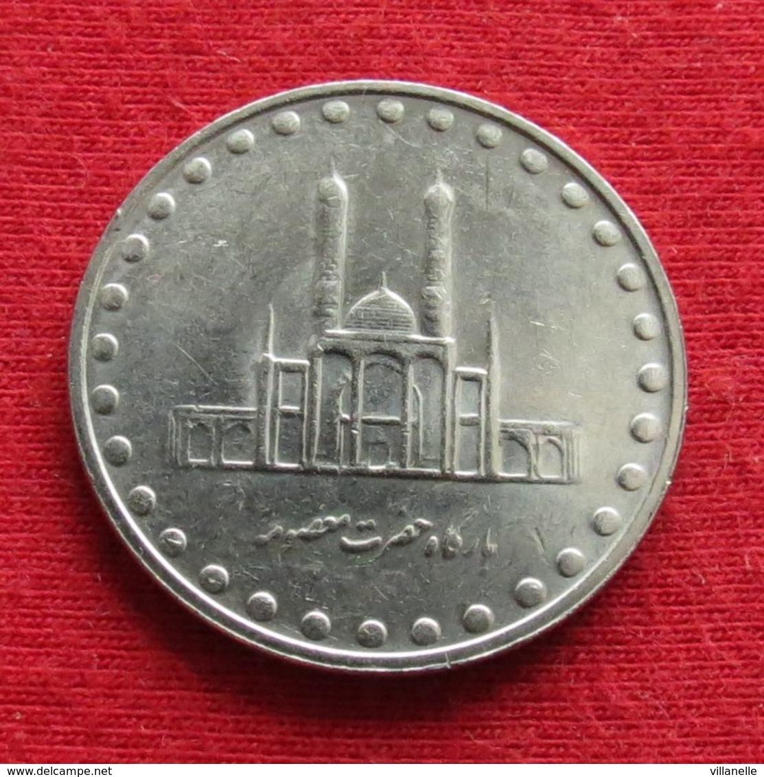 Iran 50 Rials 1999 / SH 1378 KM# 1260  Lt 753   Irão Persia Persien - Iran