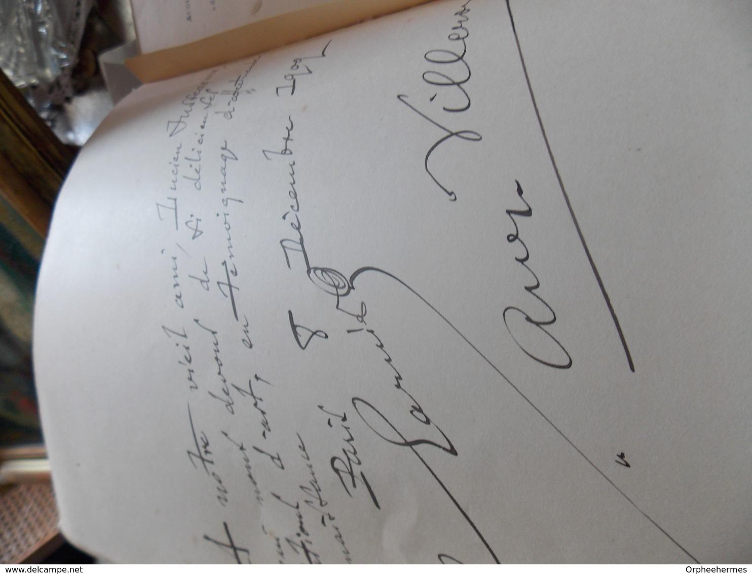 Partition Complète, Myrtil, Conte Musical En Deux Parties, Garnier, Ernest.EDITION ORIGINALE DEDICACEE.SIGNEE - Opern