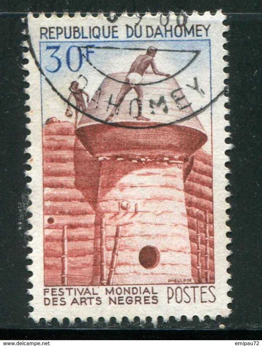 DAHOMEY- Y&T N°236- Oblitéré - Bénin – Dahomey (1960-...)