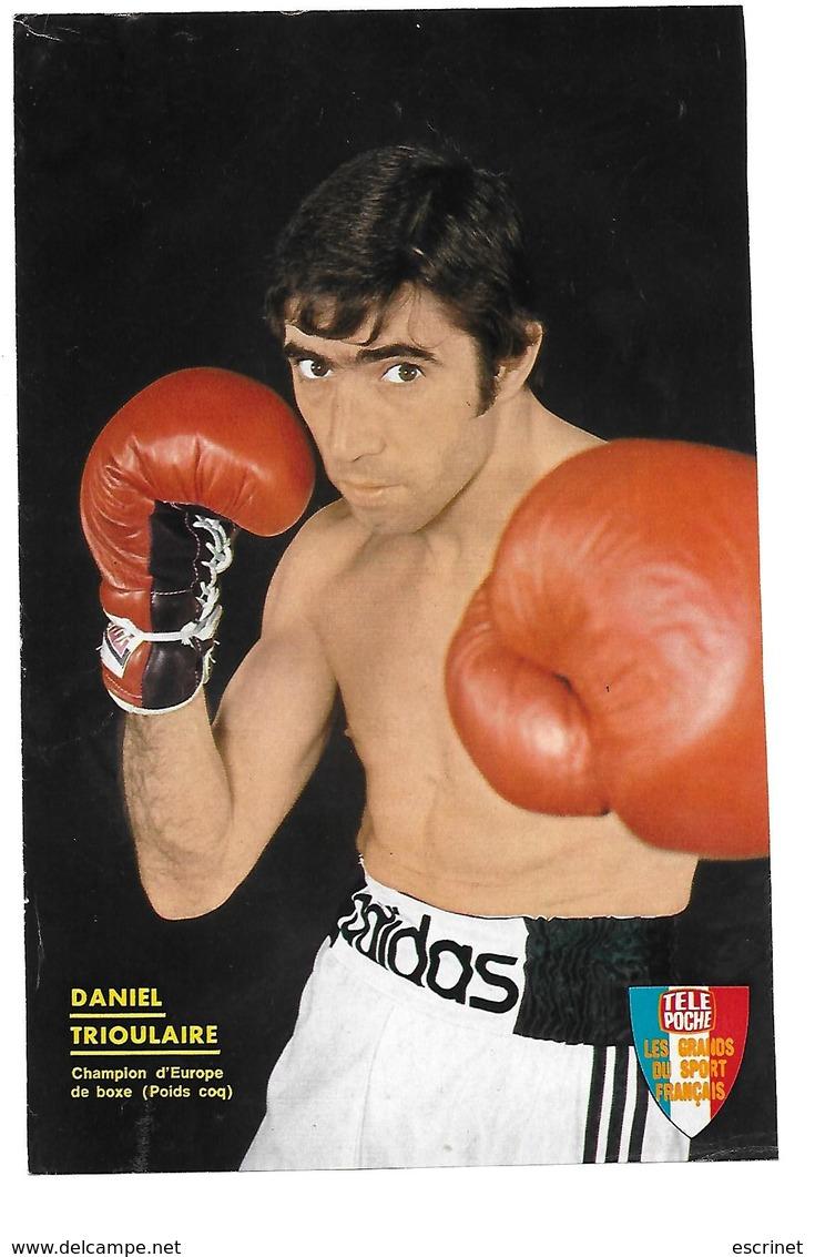 TRIOULAIRE Daniel - Boxe