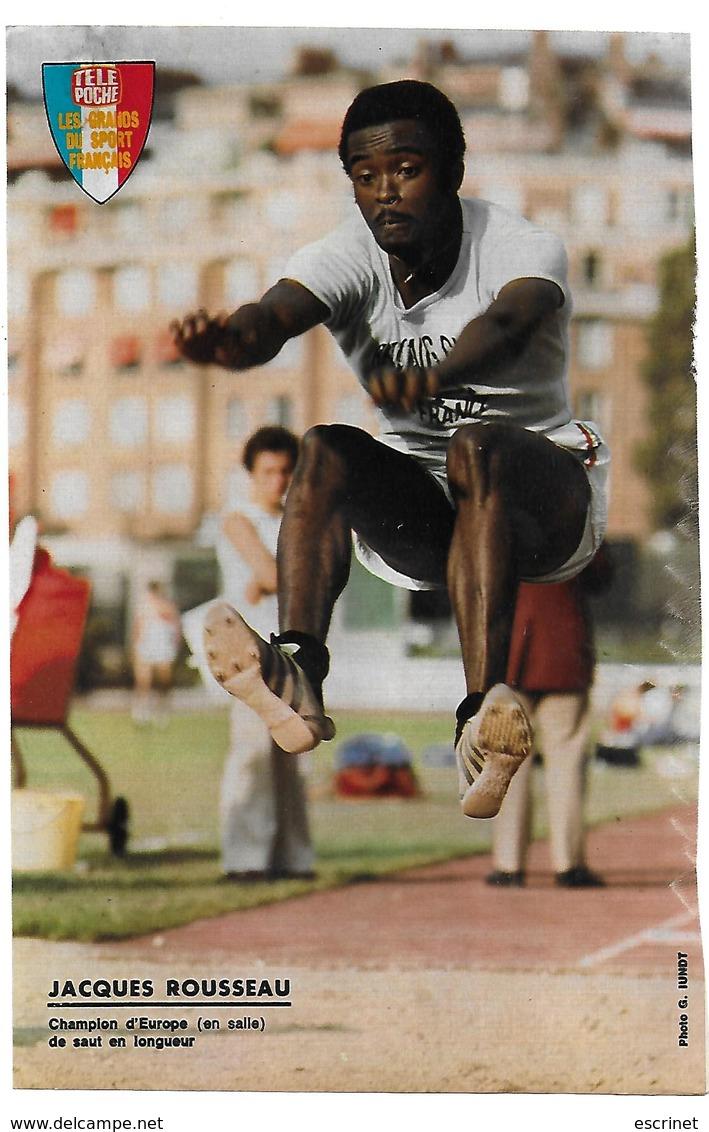 ROUSSEAU Jacques - Athlétisme