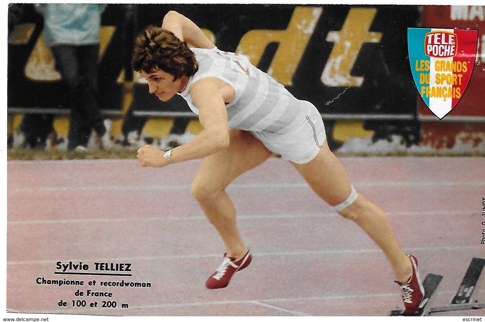 TELLIEZ Sylvie - Athlétisme