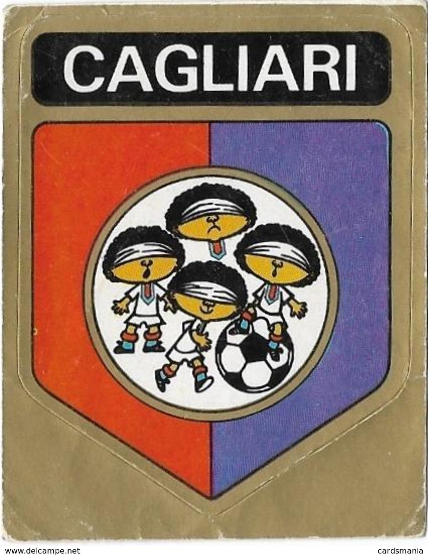 SCUDETTO CAGLIARI PANINI 1972/73 N° 64 Nuovo Con Velina - Edizione Italiana