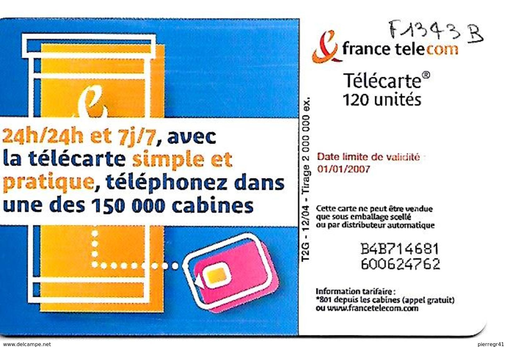 TC-PUBLIC-F1343D-120U-GEM1-01/05-CABINE FEMME-5-%70000Ex-UTILISE-TBE - France