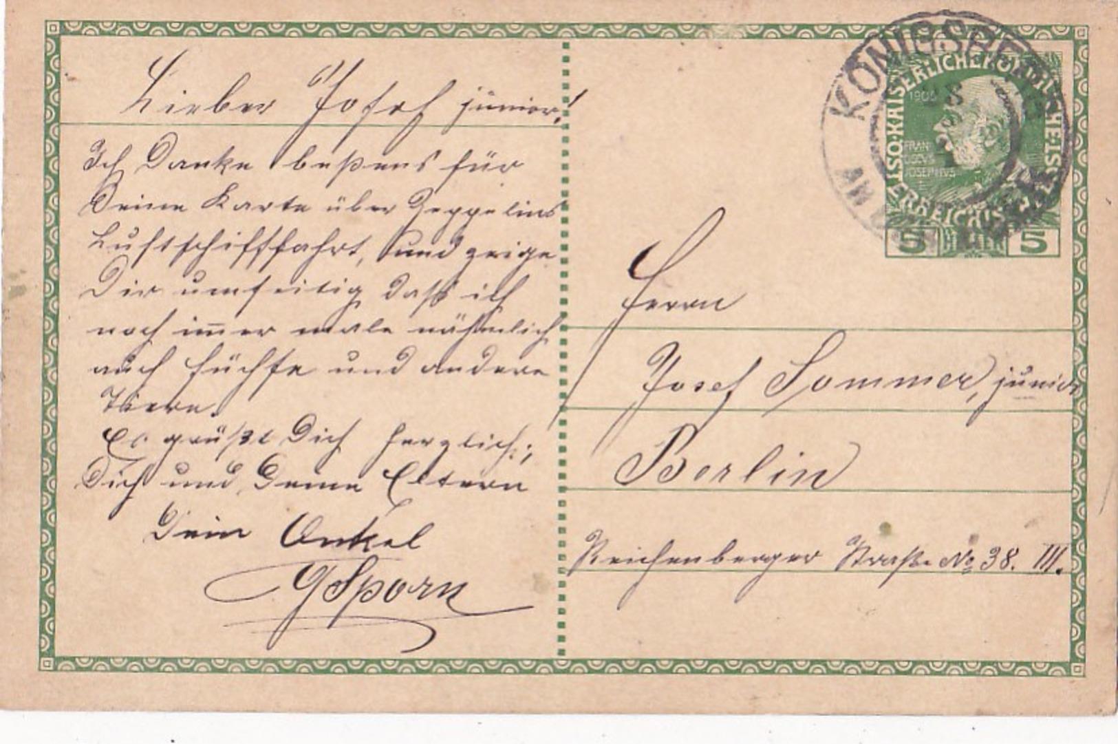 Carte Peinte ( Renard) Sur Un Entier Postal  - RV - - Tchéquie