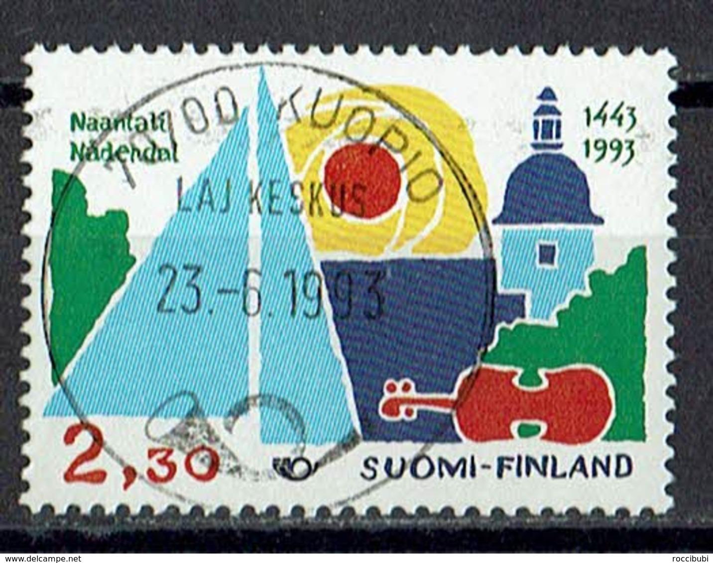 Finnland 1993 // Mi. 1210 O - Gebraucht