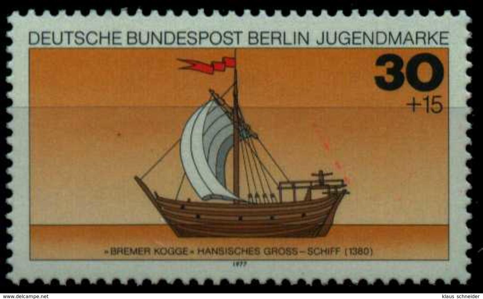 BERLIN 1977 Nr 544 Postfrisch S5F3412 - Ungebraucht
