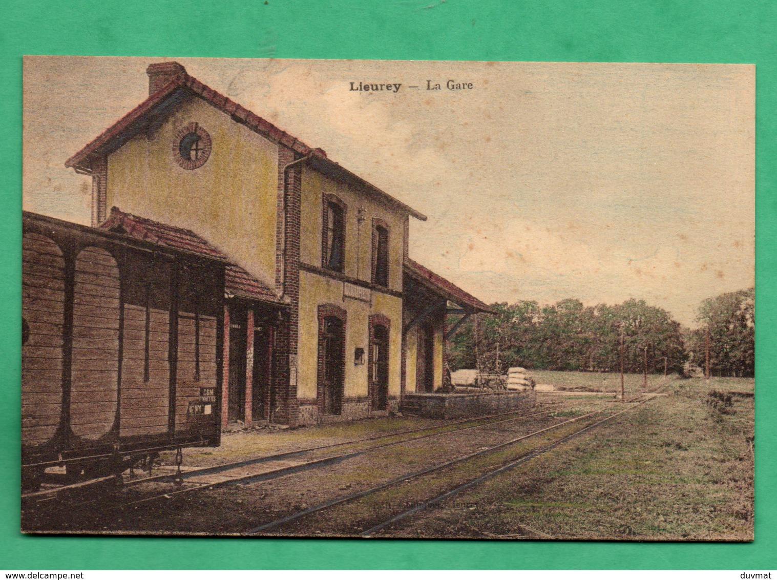 27 Eure Lieurey La Gare - France