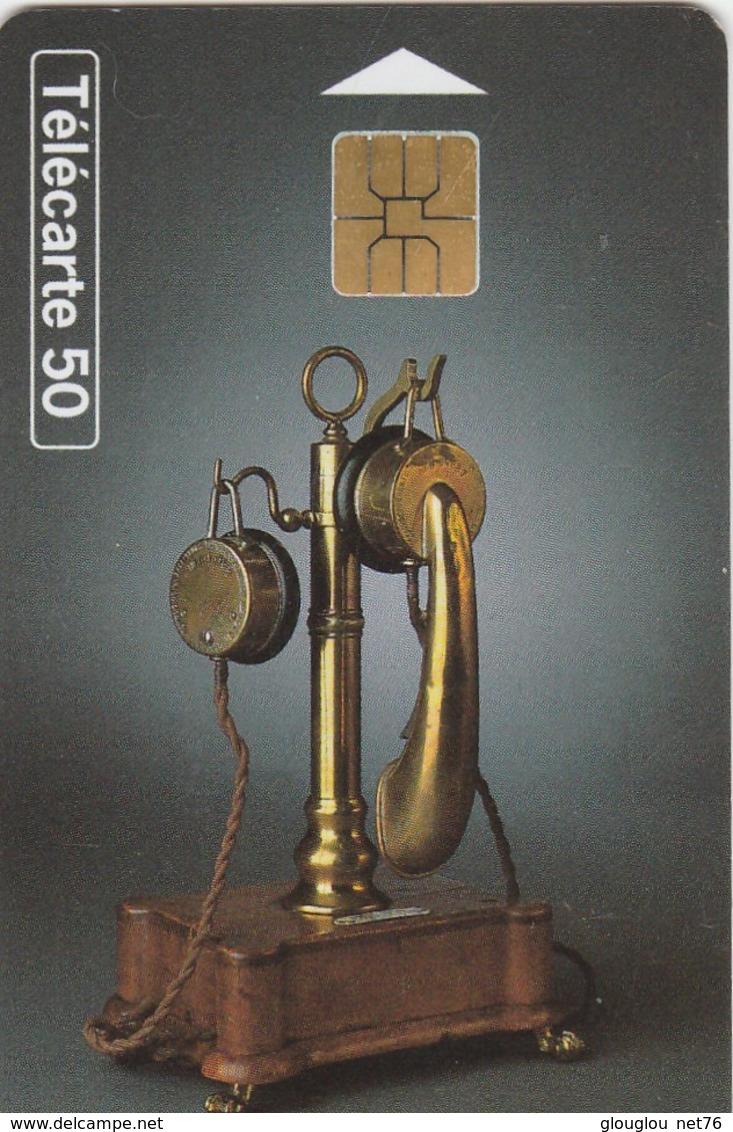 TELECARTE 50... TELEPHONE DE LA CIE GENERALE DE TELEPHONIE    1922    (A COLLE) - 50 Einheiten