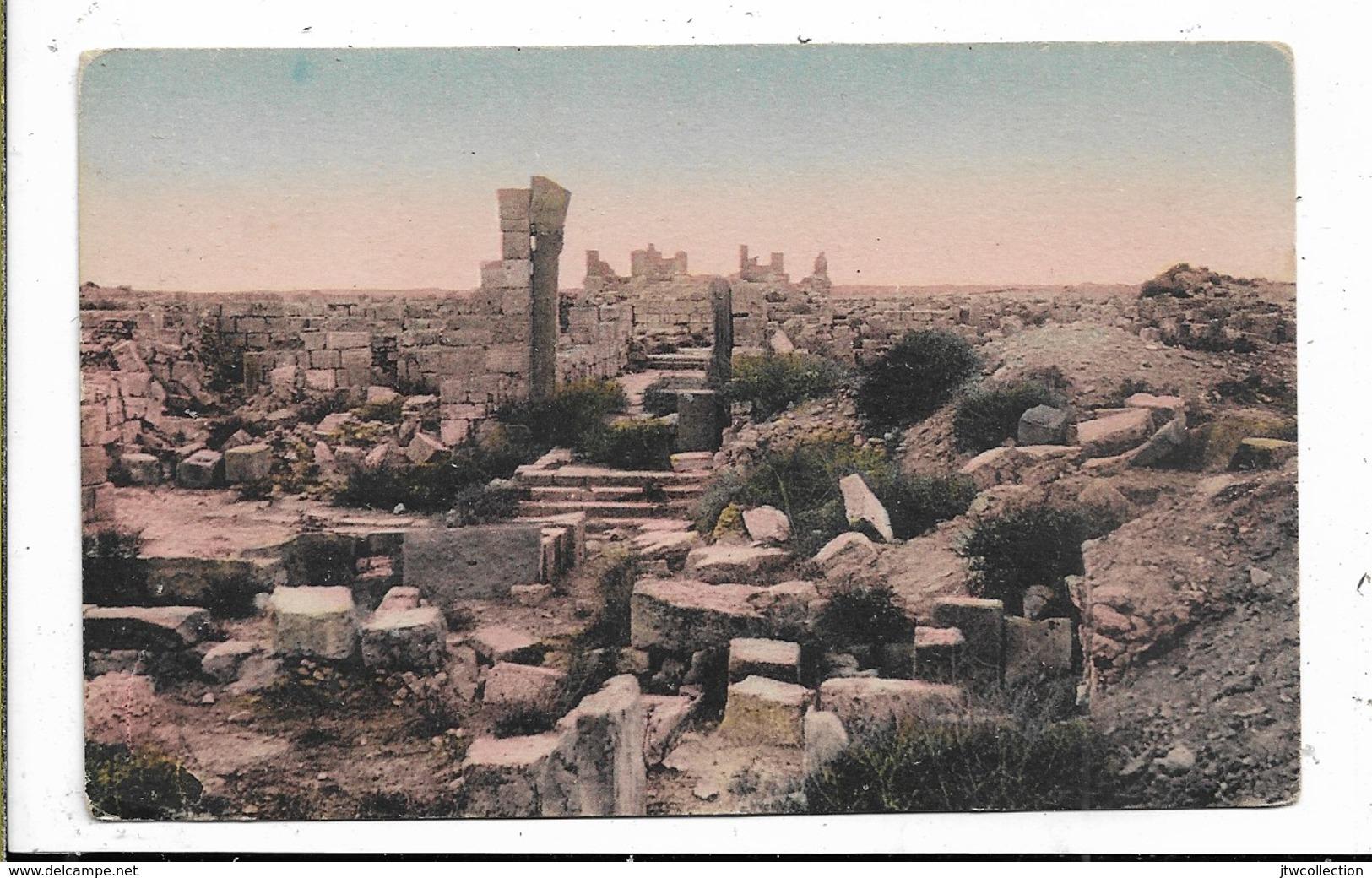 Tunisia - Bou Grara - Non Viaggiata - Tunisia