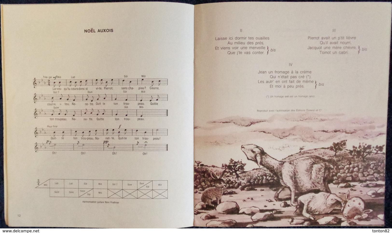 Chants Et Poésie - Émissions De La Radio Scolaire - N° 1 CP - CE - CM1 . - Bücher, Zeitschriften, Comics