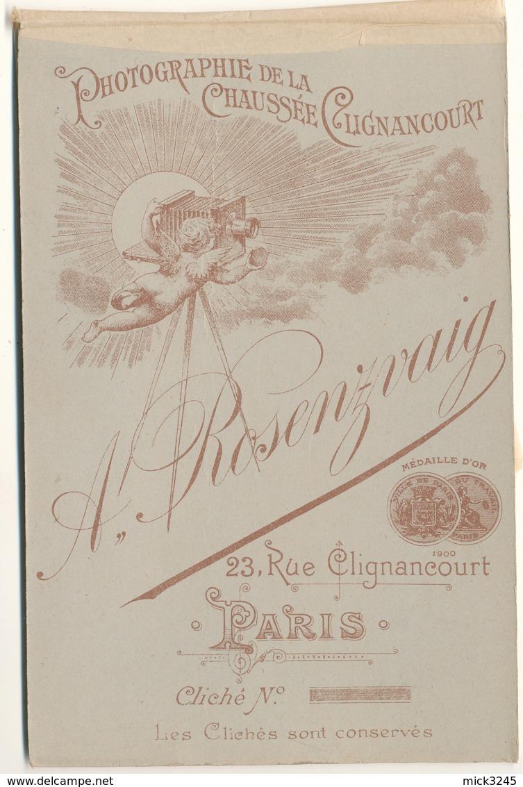 Photo Communiante 106 X 162 - A.Rosenzvaig Paris Clignancourt - Foto