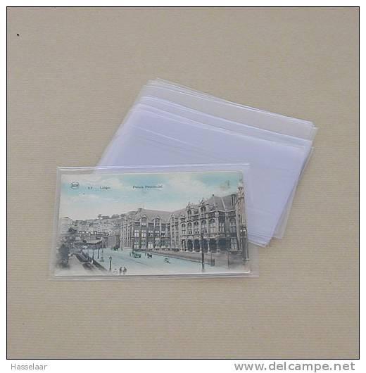 200 Hoesjes Voor Oude Postkaarten - Supplies And Equipment