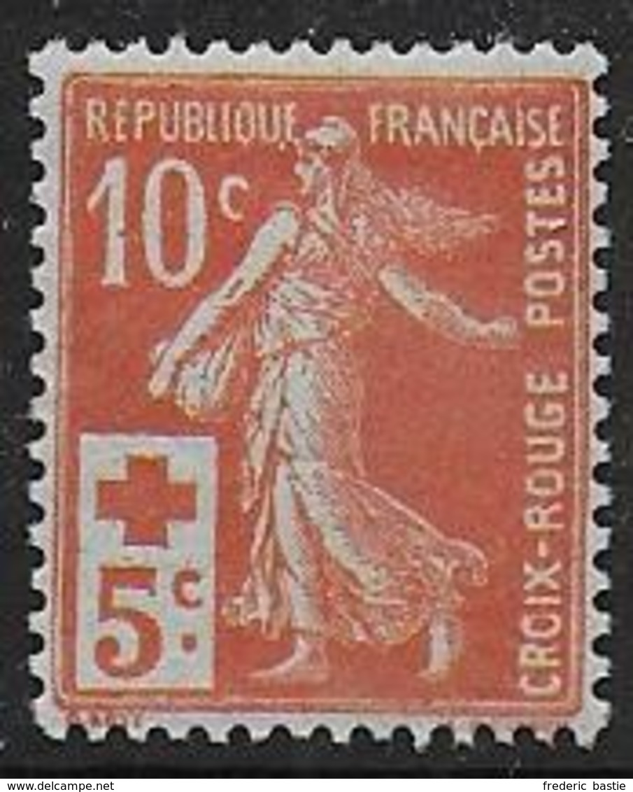 France N° 147 * -  Cote : 40 € - Ungebraucht
