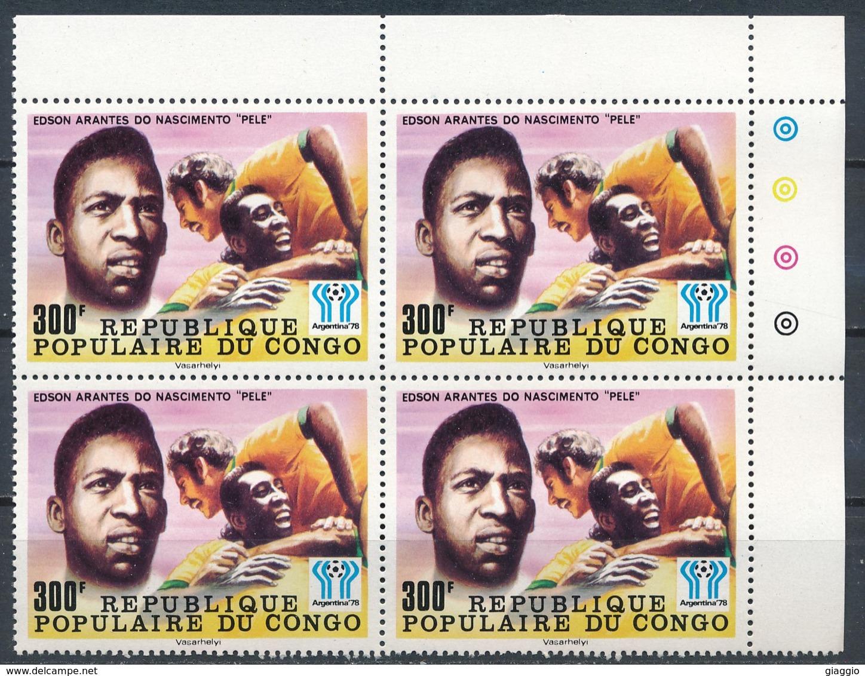 °°° CONGO - Y&T N°490 - 1978 MNH °°° - Congo - Brazzaville