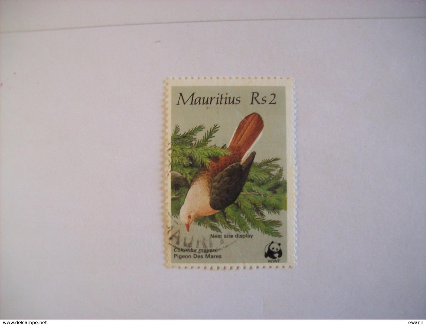 Maurice: Timbre N° 632 (YT) Oblitéré - Maurice (1968-...)