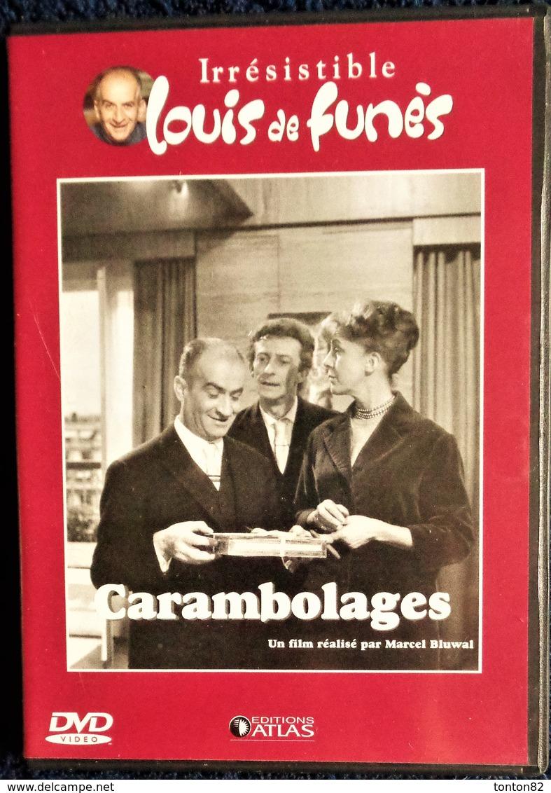 Carambolages - Un Film De Marcel Bluwal - Louis De Funès - Jean-Claude Brialy - Sophie Daumier - Michel Serrault  . - Comedy
