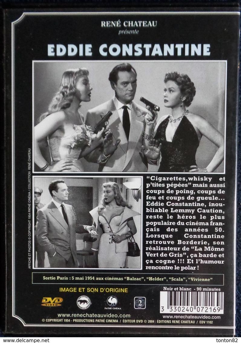 Les Femmes S'en Balancent - Eddie Constantine - - Krimis & Thriller