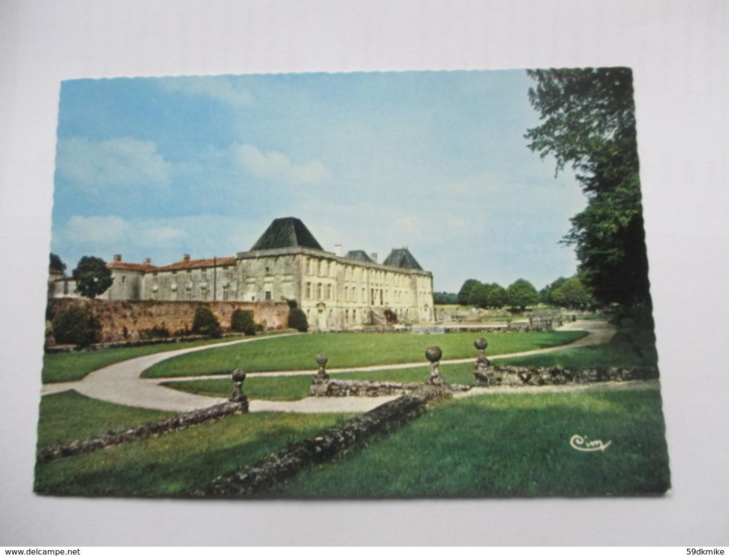 CP Chateau Du Douhet - Autres Communes