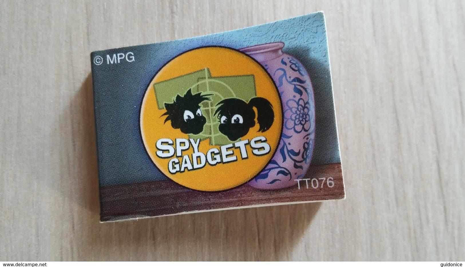 Spy Gadgets Daumenkino Von 2007 - Diddl & Ü-Eier