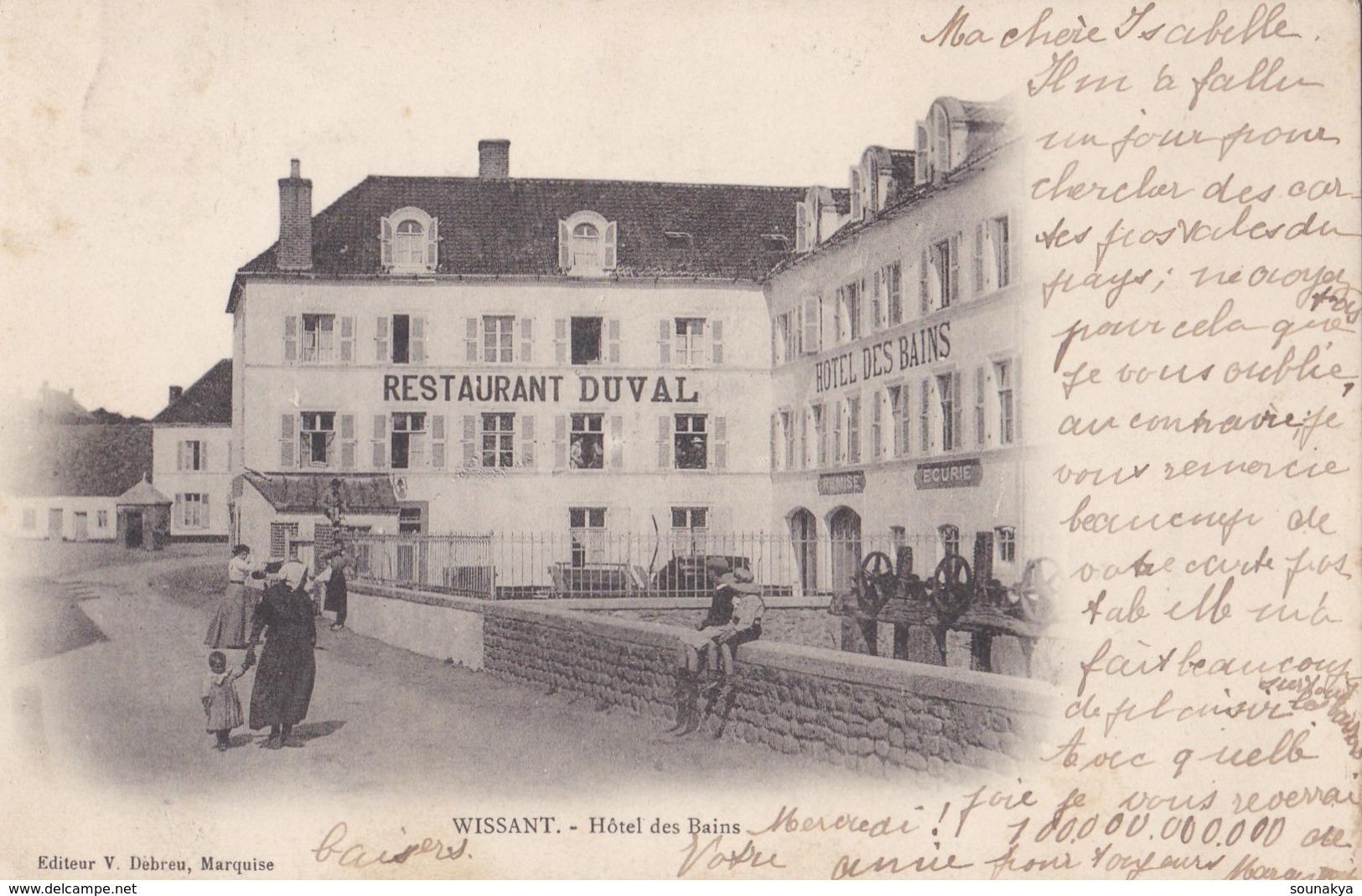 WISSANT // Hotel Des Bains - Wissant