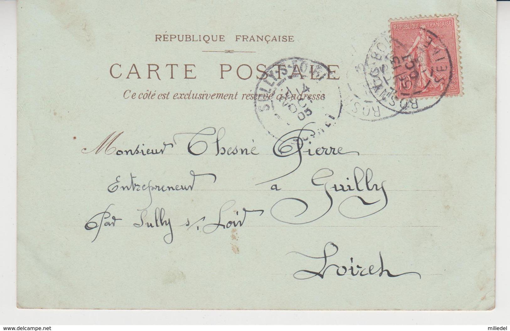 CE  073  /  75-PARIS -  NOTRE-DAME , Pointe De La Cité, Couleur - Notre Dame De Paris