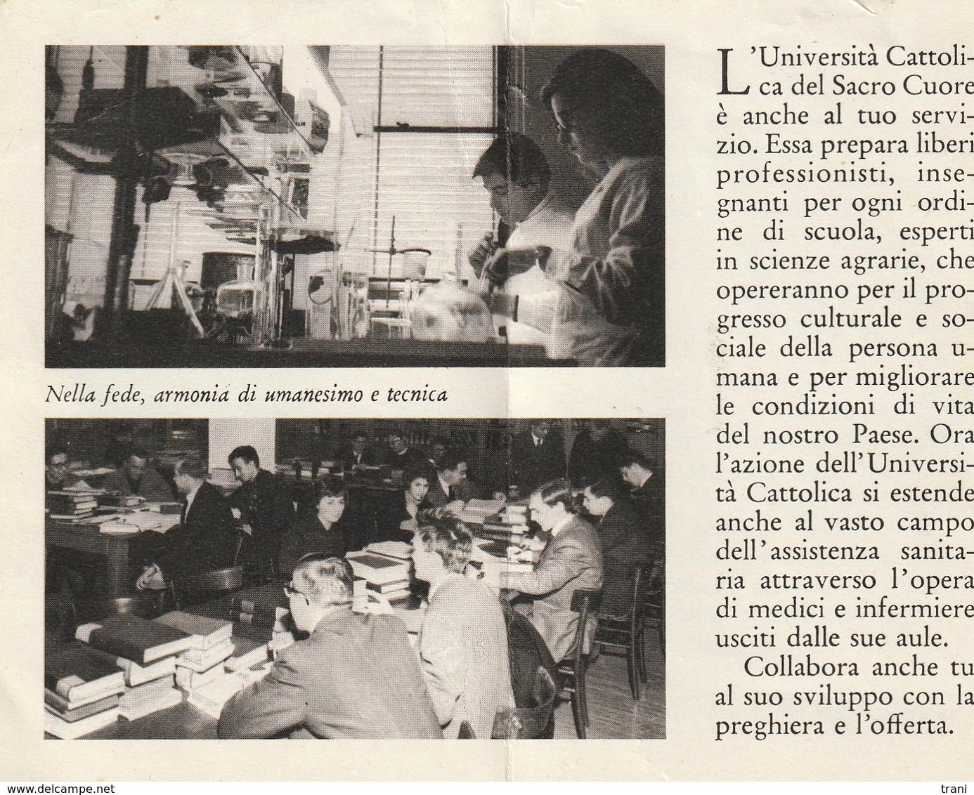 UNIVERSITA' CATTOLICA CUORE DI GESU' - Religione & Esoterismo