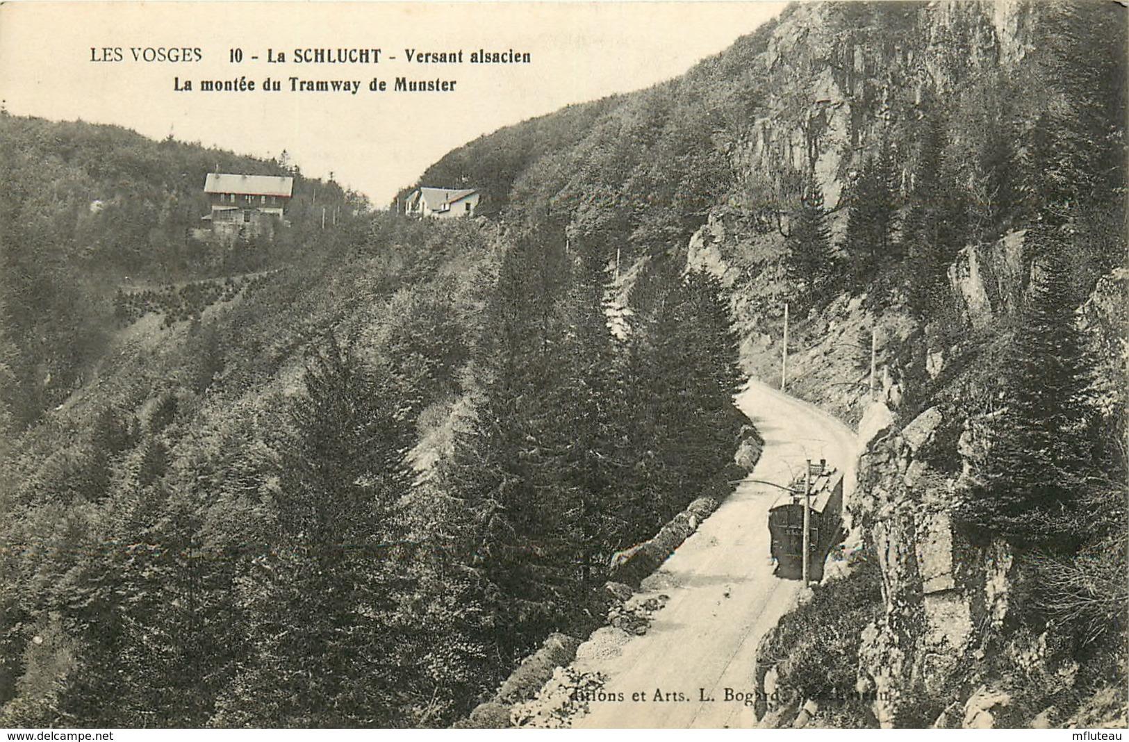 88* LA SCHLUCHT Versant Alsacien - Autres Communes