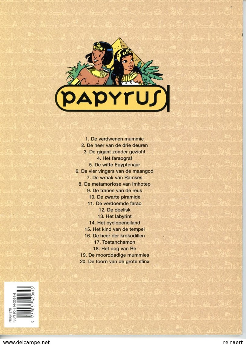 Papyrus 4 - Het Faraograf (1998) - Papyrus