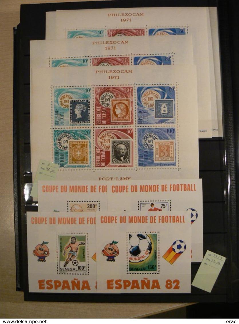 Monde - Pays Francophones En Majorité - Timbres Neufs ** Pour La Plupart - Cote +++ - Timbres