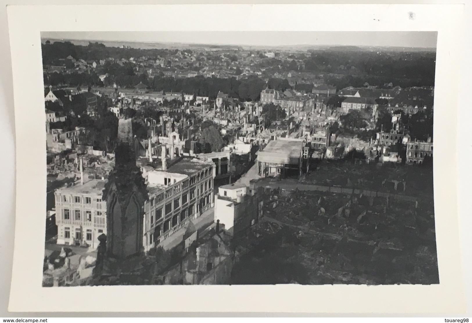 Militaria. Guerre 1939-45. WW2. WWII. Destructions. Compiègne ? - Guerra, Militari
