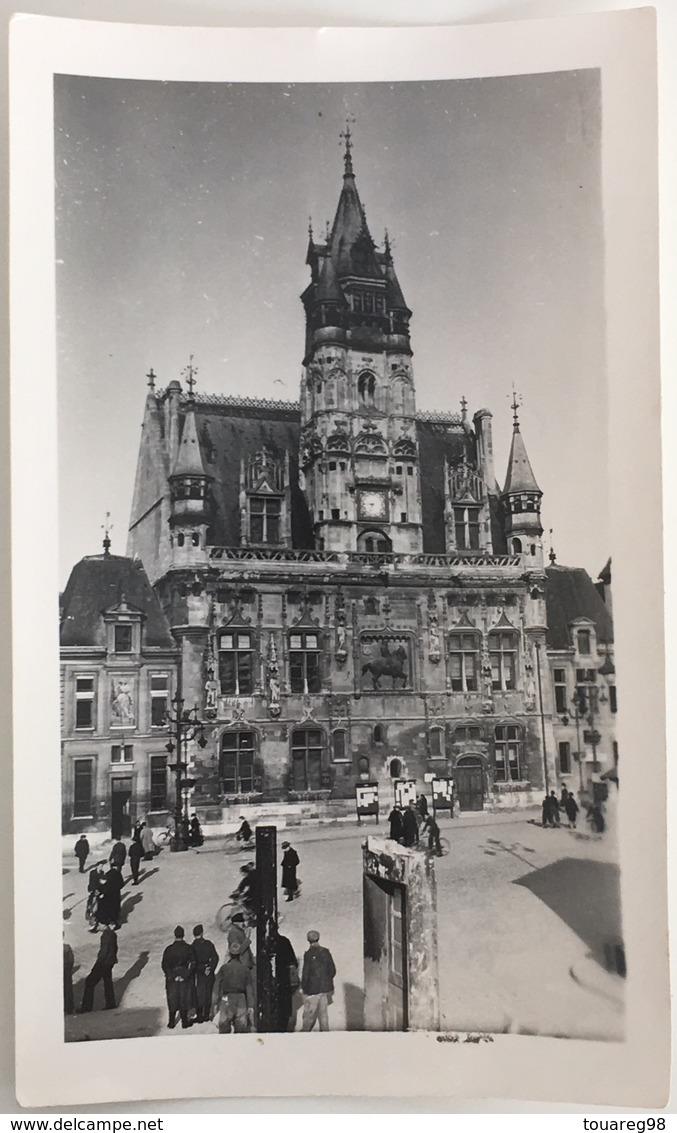 Militaria. Guerre 1939-45. WW2. WWII. Hôtel De Ville De Compiègne. - Krieg, Militär