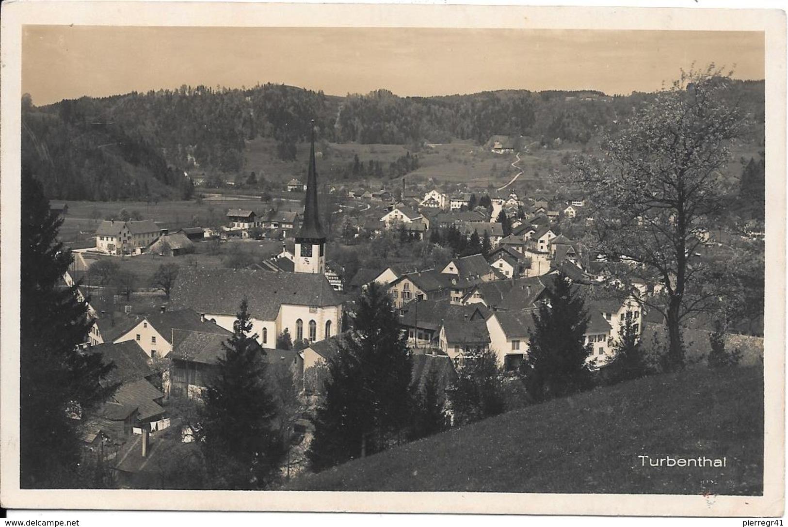 CPA-1946-SUISSE-TURBENTHAL-Vue GENERALE--TBE - ZH Zurich