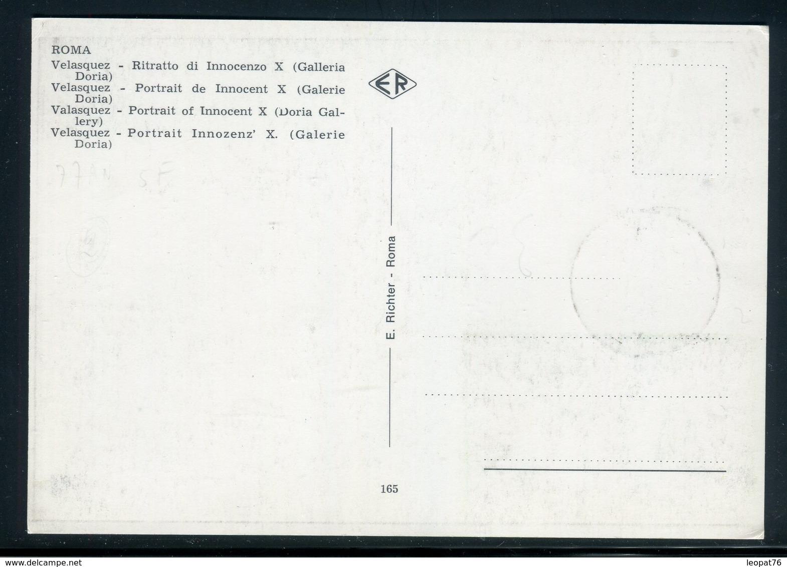 Burundi - Carte Maximum 1966 - Oeuvre De Velazquez - Burundi