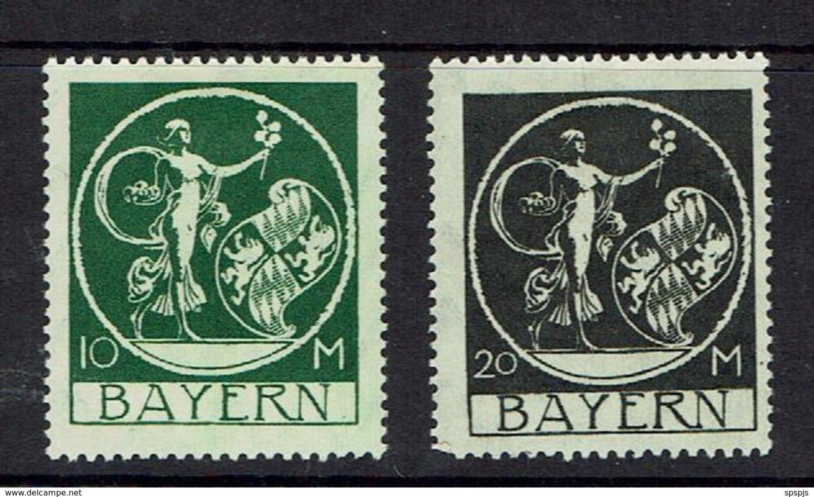 BAVARIA...1920 - Bavaria