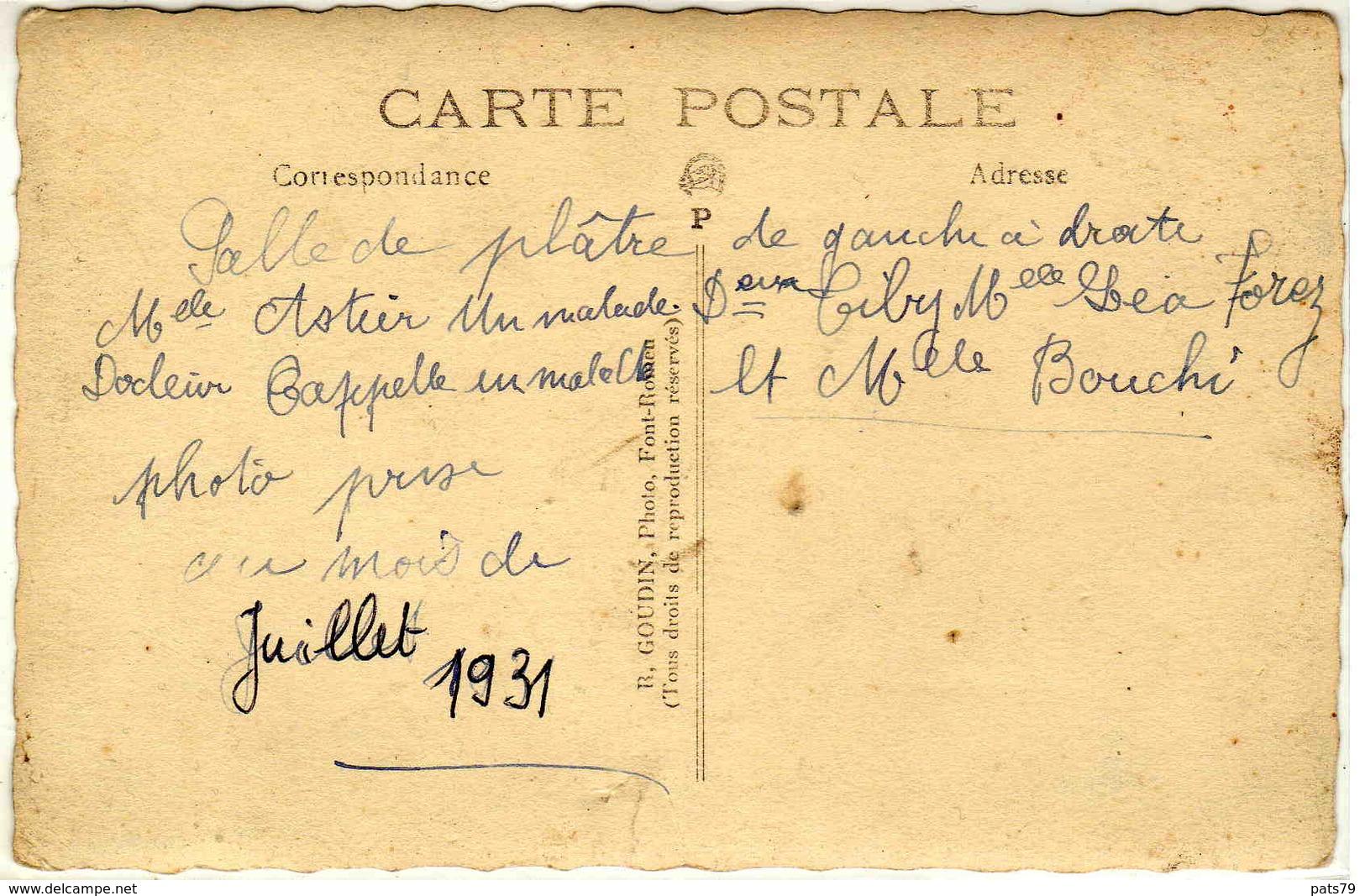 CARTE PHOTO   Voir SCAN - France